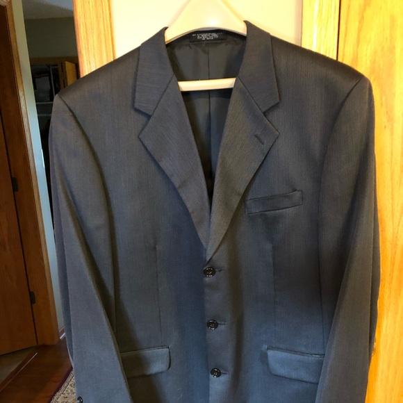 Jones New York Other - Jones New York men's suit, charcoal gray